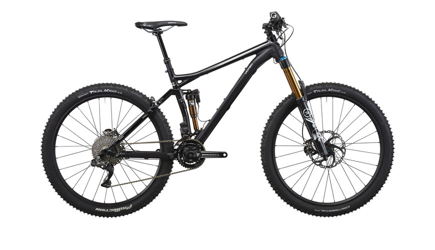 "2. Wahl: VOTEC VM Evo Di2 All Mountain Fully 27,5"" black"